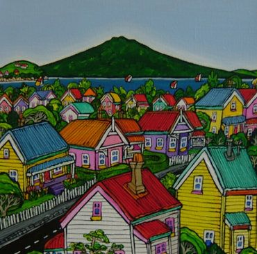 new zealand artist fiona - Google Search