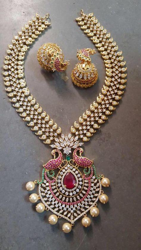 The 25 best 1 gram gold jewellery ideas on pinterest gold value 1 gram gold heavy jewelry available jewellery designs goldjewellery1gram aloadofball Gallery