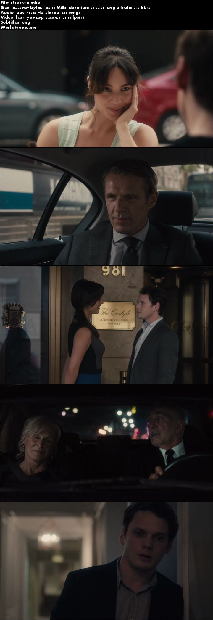 Screen Shot Of 5 to 7 2014 English Movie 250MB Short Size PC Movie