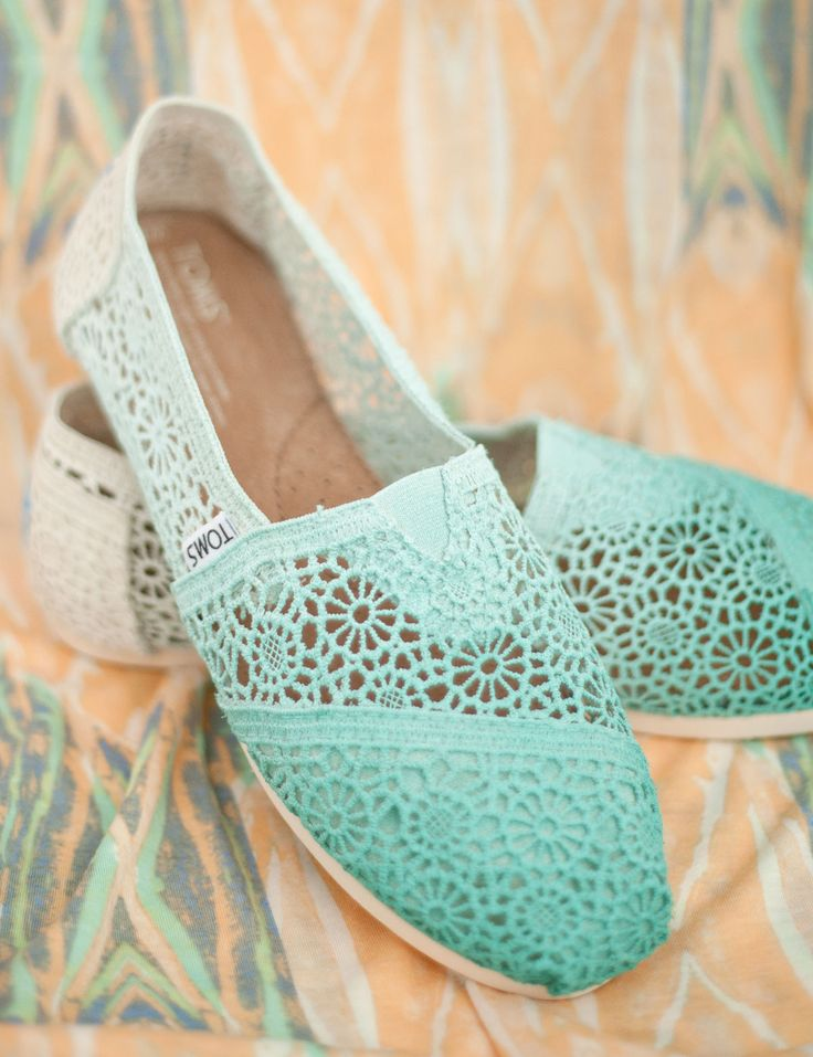 TOMS Crochet for Spring and Summer!