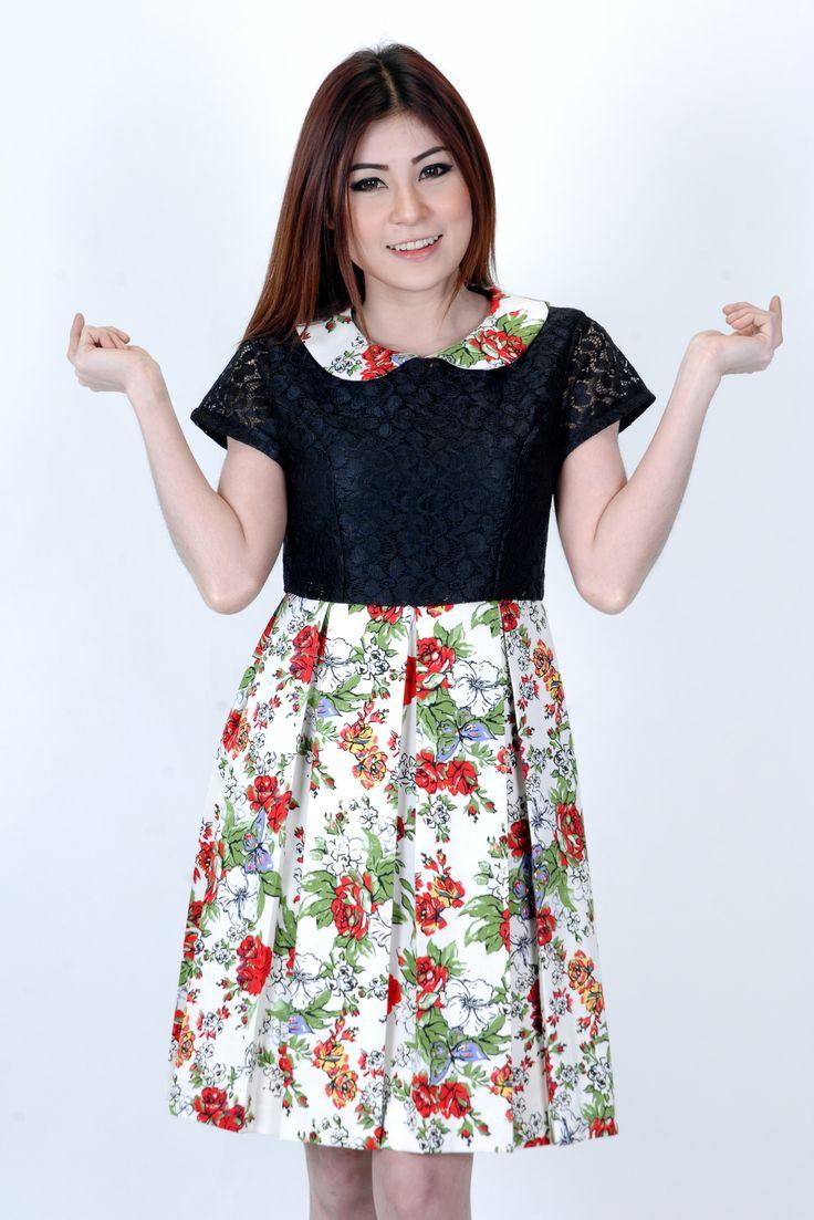 Dress cute Yaya Kloset by yaya_shop be chic be intrend be you