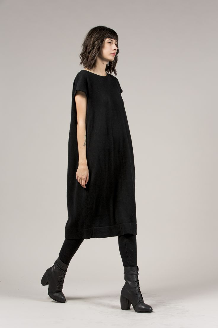 COTTON + LINEN WORK DRESS – Sisters Of The Black Moon