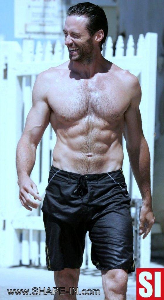 Hugh Jackman's Wolverine Workout Routine