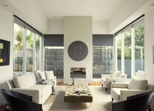 For the house: Modern Home Design, Small Living Room, Living Room Chairs, Design Interiors, Interiors Design, Modern Living Room, George Architects, Modern House, Living Room Furniture
