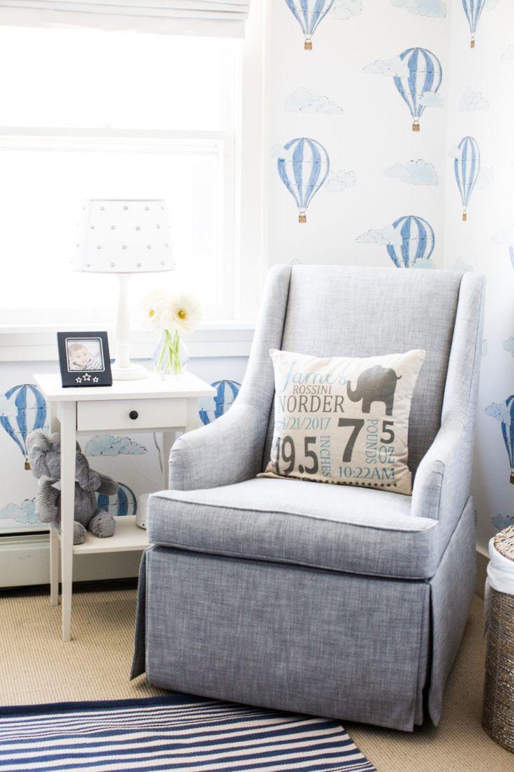 707 best Gray Nursery images on Pinterest   Bedroom, Guest rooms ...