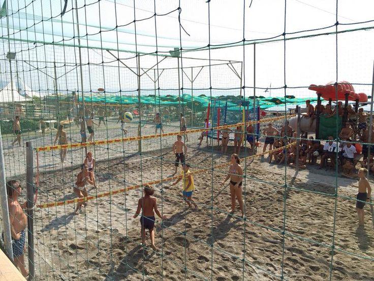 Torneo di beach volley - agosto 2015