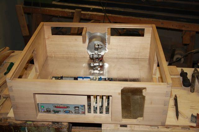 "Responses to ""Handmade Wood Computer Case Build"""