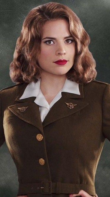 Peggy Carter poster