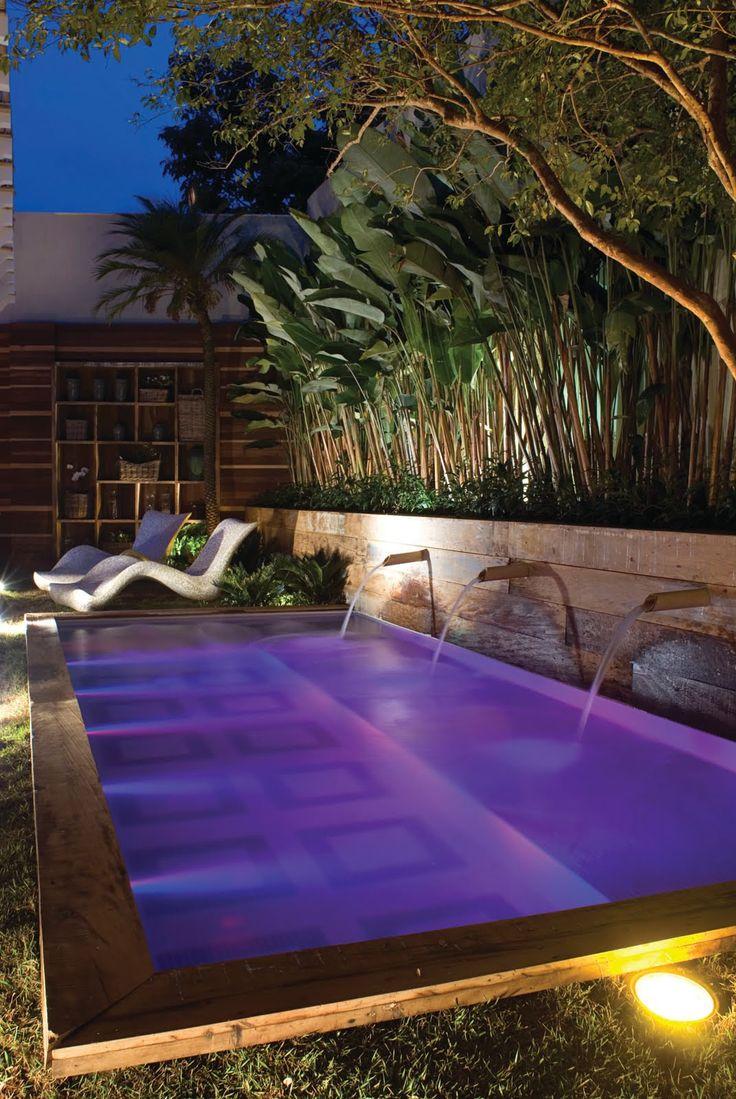 320 best piscina images on pinterest backyard ideas