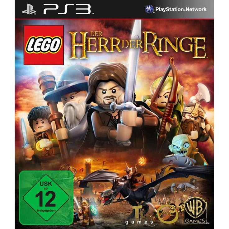 LEGO: Der Herr der Ringe: Playstation 3: Amazon.de: Games