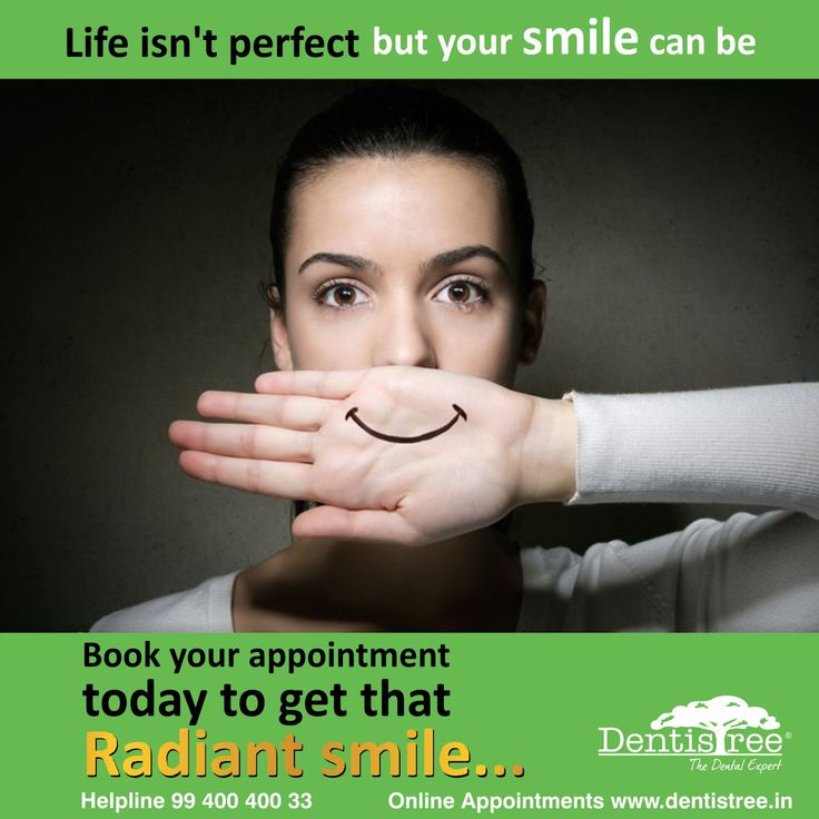 To check your smile and get a  beautiful look come to us we will provide you a awesome look.  http://www.dentistree.in/