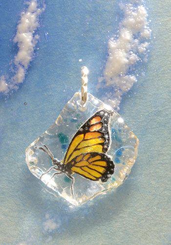 #butterfly 009 |  #オオカバマダラ 009 #glass