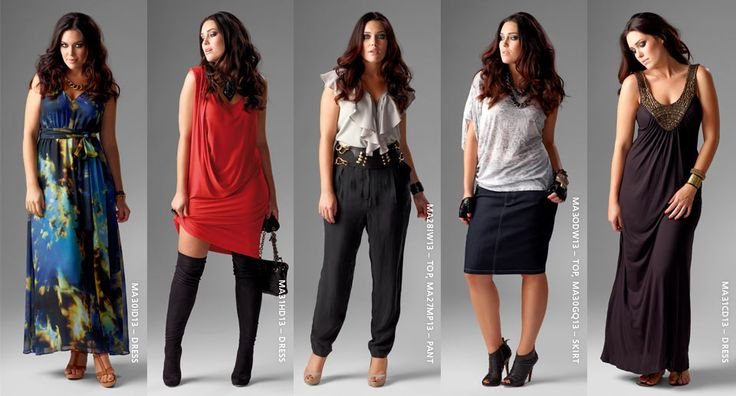 Article (Lookbook) | Plus Size Clothes for Women Sizes 14 to 24 Womens