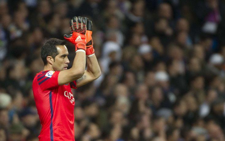 Con gran actuación de Bravo el Barcelona humilla al Real Madrid y extiende su ventaja en la cima de la Liga