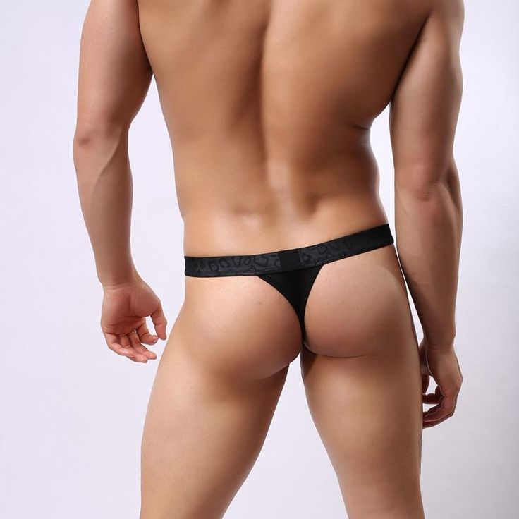Lace Transparent Personal Briefs Bikini G-string Thong Jocks