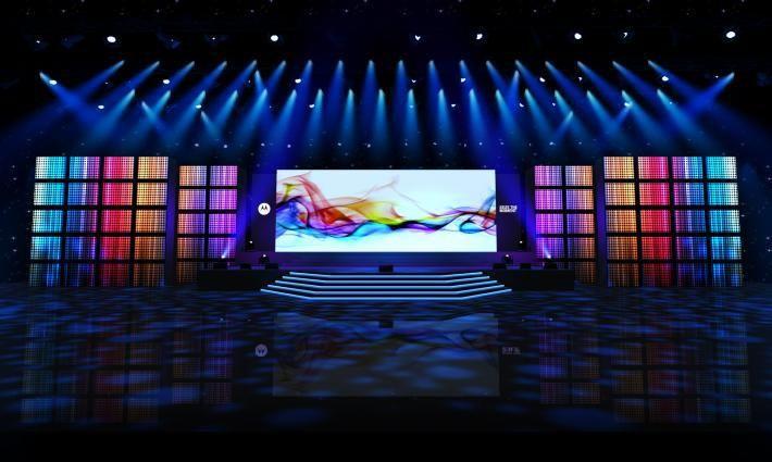 Led Wall Backdrop Stage Set Design Stage Design Church