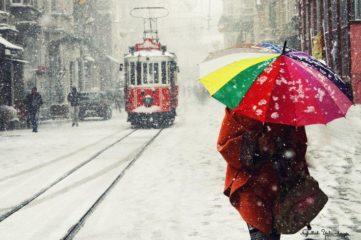Fascinating City in Istanbul, Turkey, By Alika
