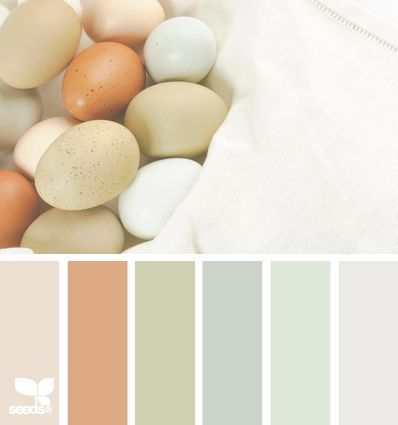 Subtle fresh tones | Gender Neutral hues for your special little ones  nursery or bedroom |. Colour SchemesColour ...