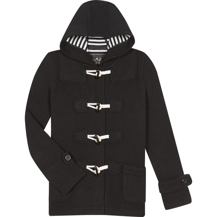 ★ To b. dufflecoat To b. noir #agnesb #tobbyagnesb