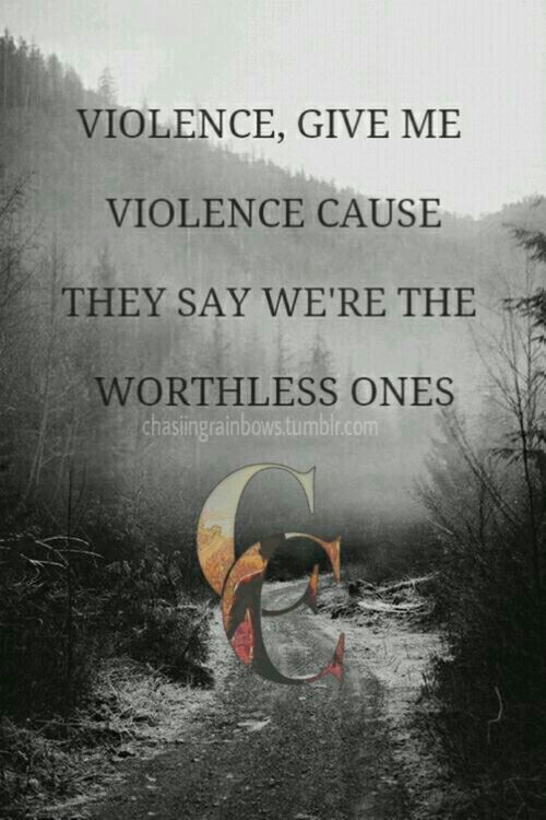 Violence / A Day To Remember lyrics