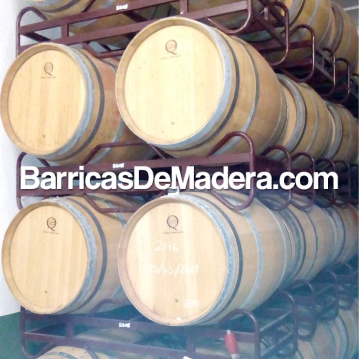 95 fresh and really good looking barrels are already available to be taken. 2010, 3 wines. Interested? Get in touch! | 95 bonitas barricas están disponibles. Año 2010, 3 vinos. ¿Te interesan? Contáctanos. #usedbarrels #oakbarrels #barriques #botti #redwine #wijnvaten #vaten #vintønde #woodenbarrel #tonneau #futdechene #winebarrel #oakbarrel #tonneaux #casks #barricas  #toneles #barriles #cubas #regenton #kopen #kuipen #wijnkuip #wijnvat #vatten #weinfass #fass