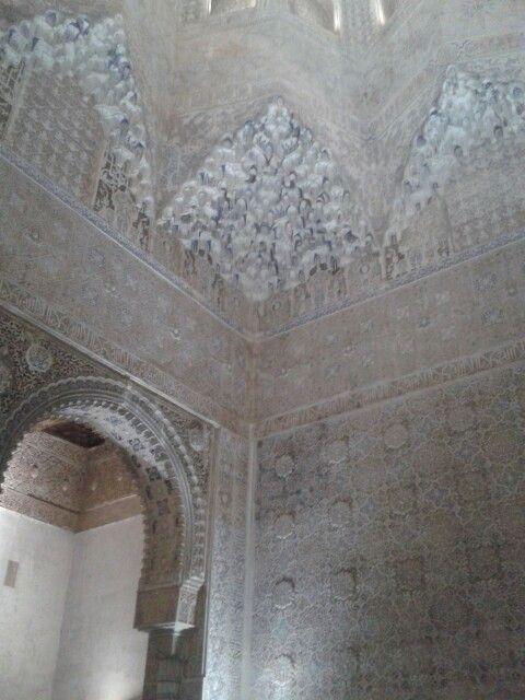 Detalle de la Alhambra.