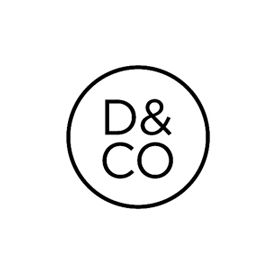 Logo designed by Hunt Studio for business advisory and management consultancy Daum & Co