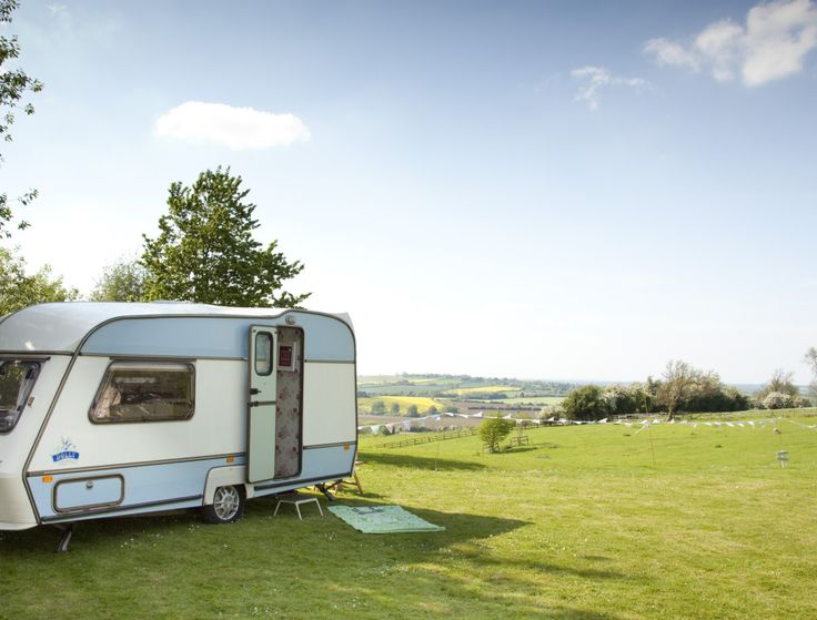 Best Glamping Caravanscampers And Outdoorsy Goodness Images - Old shabby trailer gets one hell makeover