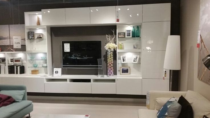 30 Wall Unit Designs For Living Room