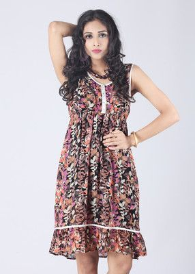 Buy Hot Berries Women's Empire Waist Dress Online at Best Offer Prices @ Rs. 499 In India. #Maxi #Dresses #India