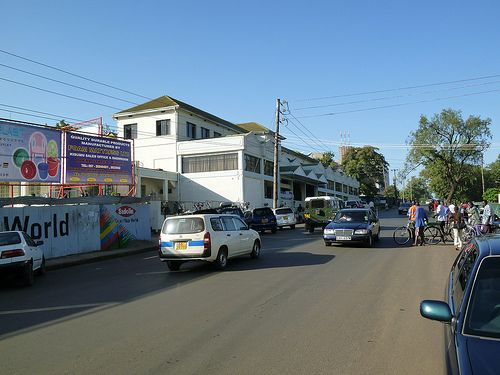 The Kisumu Hotel, Kisumu (1)