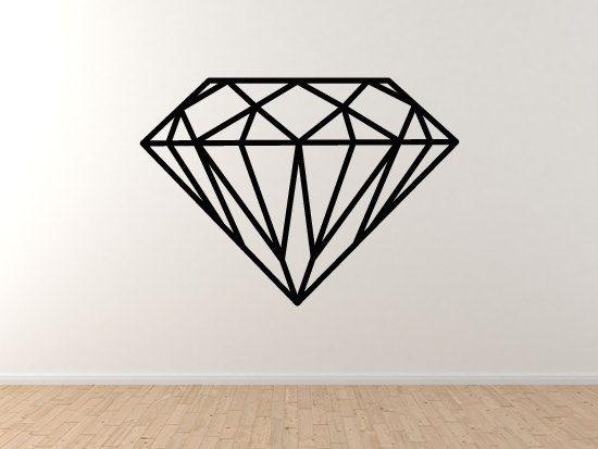 Best 25+ Diamond tattoos ideas on Pinterest | White heart ...