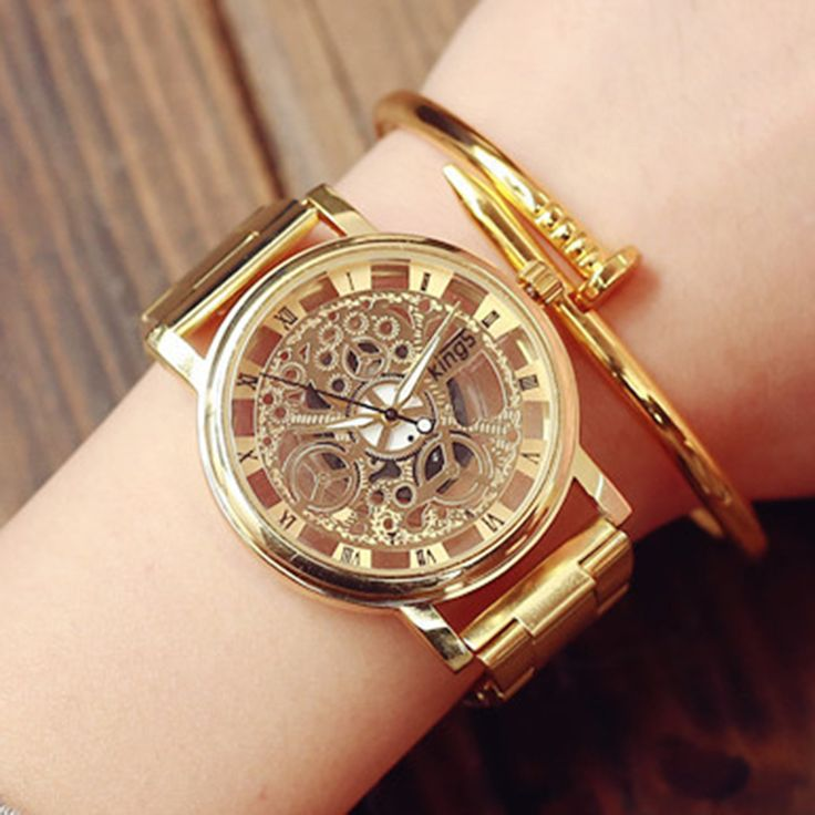 New Stainless Steel Watch Montre Femme Large Dial Gold Watch Geneva Watch Women Strip Skeleton Watch Uhren     Tag a friend who would love this!     FREE Shipping Worldwide     Buy one here---> https://www.savingsonfashion.com/relojes-hombre-2017-new-stainless-steel-watch-montre-femme-large-dial-gold-watch-geneva-watch-women-strip-skeleton-watch-uhren/