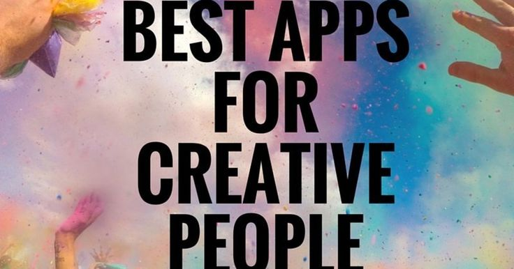 The Artsy Apps That Justify Spending Time On Your Phone. These are the apps that let you paint, draw and animate wherever you are.