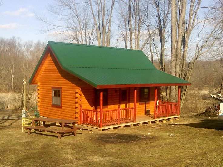 Top 25 ideas about log cabins on pinterest kid playhouse for Kit homes alaska