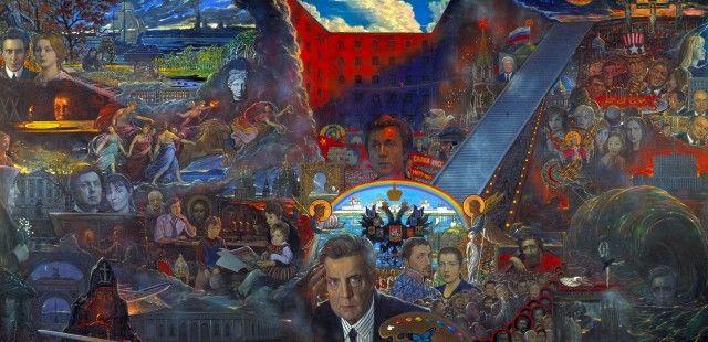 Илья Глазунов -  Моя жизнь