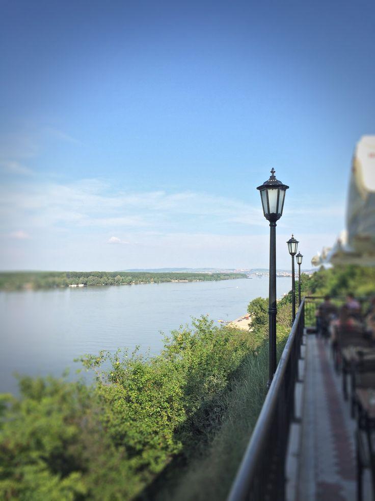 #belgrade #zemun #serbia #vagon #Danube by @me :-)