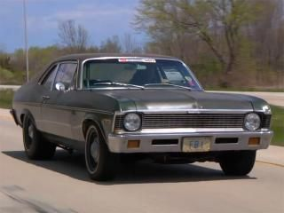 1,200hp Super Sleeper 1972 Chevy Nova is the Ultimate Muscle Car