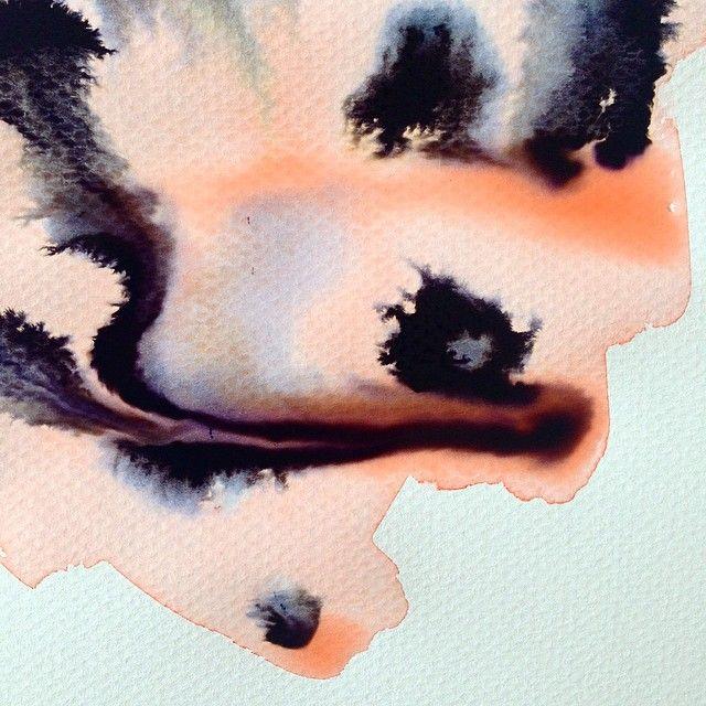 Ink vs Watercolor