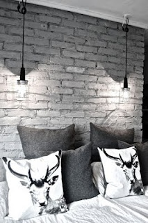 brick...boys room