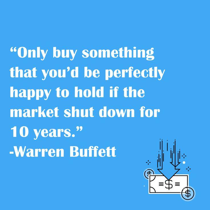 C Stock Quote: 25+ Best Warren Buffet Quotes On Pinterest