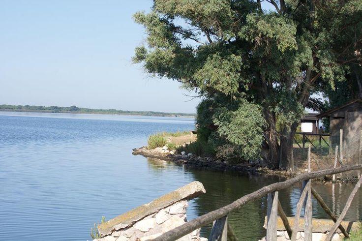 Lago di Fogliano Latina