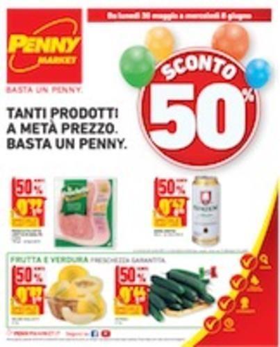 BuoniSconto: #Penny #Market # Sconto 50% (link: http://ift.tt/1RMXi81 )