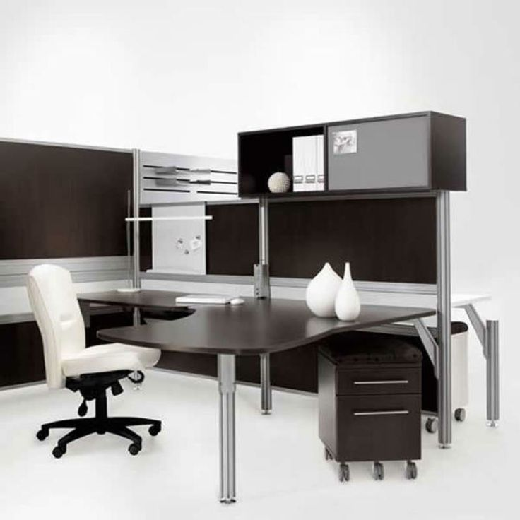 Modern Office Desk Furniture modern office cabinets - destroybmx