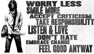 good words to live byLife, Feelings Good, Wisdom, Embrace Change, Favorite Quotes, Things, Living, Worry, Inspiration Quotes