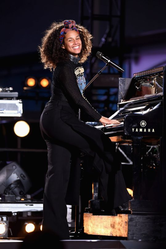 Alicia Keys Mais