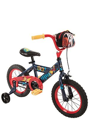 Boys 14 inch Huffy Disney Junior Mickey and the Roadster Racers Bike