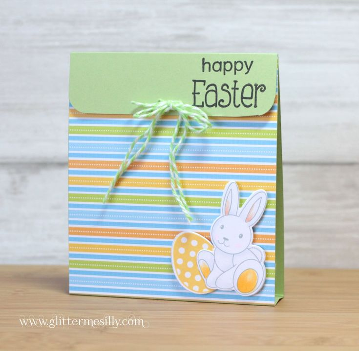 Clearly Besotted Stamps Hoppy Easter Card Ideas
