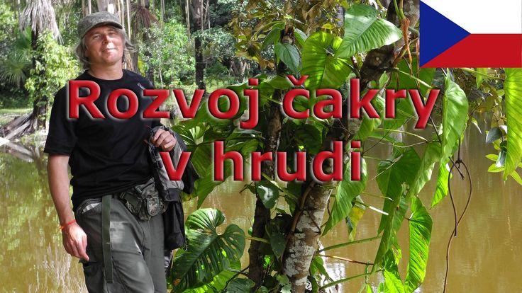Meditace - rozvoj čakry v hrudi - Petr Chobot