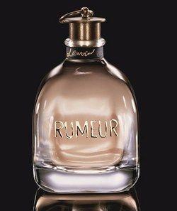 Rumeur de Lanvin - Parfums masculins et féminins  - Créée par Francis Kurkdjian, parfumeur chez Takasago, une fragrance florale, boisée, miellée, qui s'inspire d'un bruissement délicat d'un drapé en mouvement, du plissé mystérieux d'une robe en tulle...